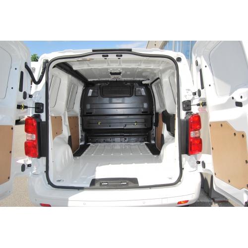 antirutschmatte kofferraum matte citroen jumpy 3 generation ab bj 06 16 xx ebay. Black Bedroom Furniture Sets. Home Design Ideas